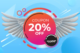 20% Off Code Image freedomcoupons.com