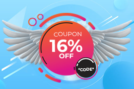 16% Off Code Image freedomcoupons.com