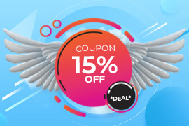 15% Off Deal Image freedomcoupons.com
