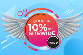 10% Off Sidewide Image freedomcoupons.com