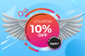 Up To 10% Off Deal Image freedomcoupons.com
